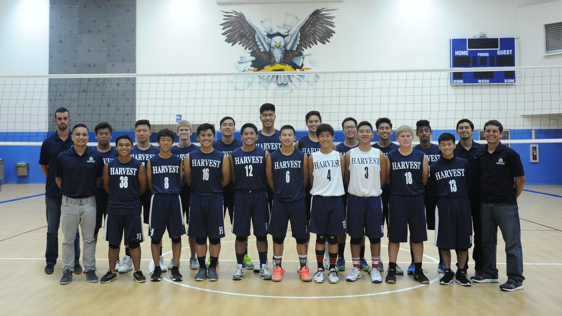 2016 Volleyball HS - Boys