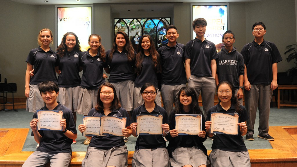 YAC Winners