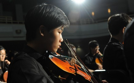 Fall orchestra concert featured