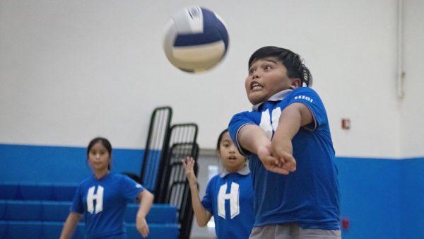 HISL Volleyball