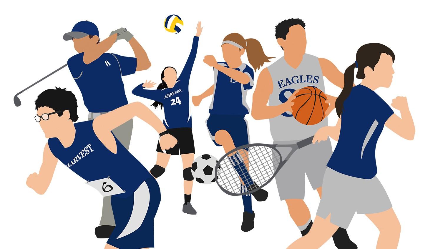 sports and athletics harvest christian academy
