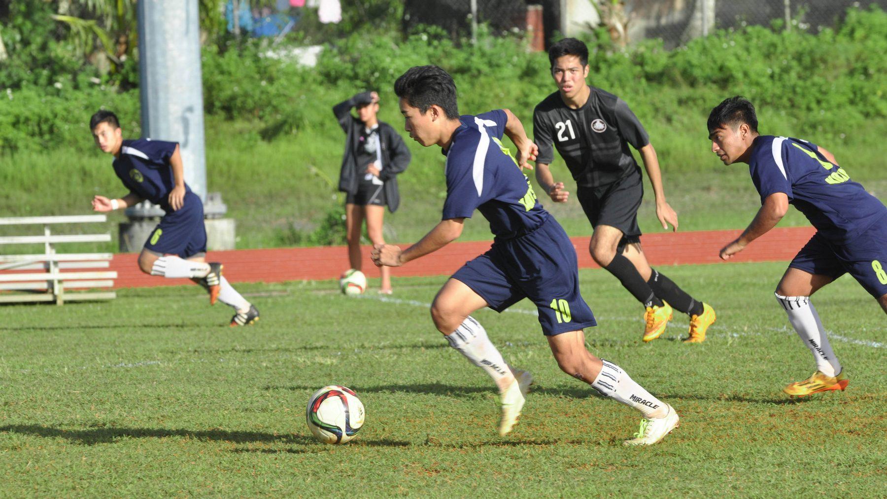 Ricky Katsumata - Soccer