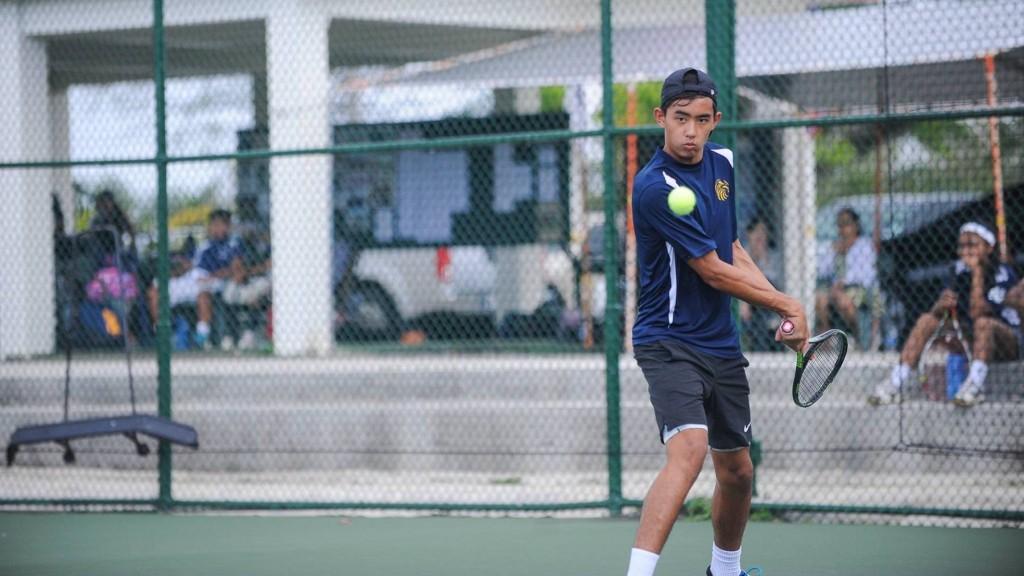 Tennis - Mason 2016